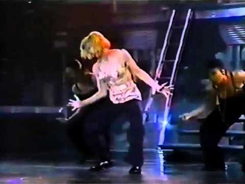 Madonna - Blond Ambition Tour Rare Footage
