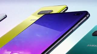 Samsung S10 Lauch details