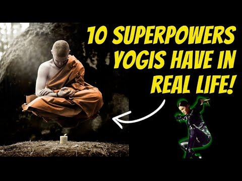 10 Superpowers Yogis Have In Real Life!