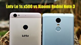 Xiaomi Redmi Note 3 vs Letv LeEco Le 1s X500 - The Best Budget Smartphones of 2016?