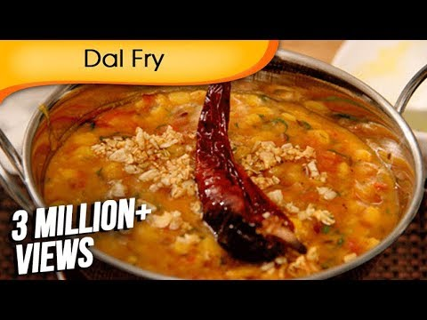 Dal Fry - Punjabi Vegetarian Recipe by Ruchi Bharani [HD]
