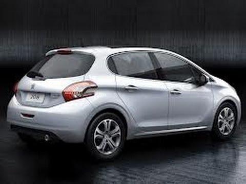 Наши Тесты Peugeot 208