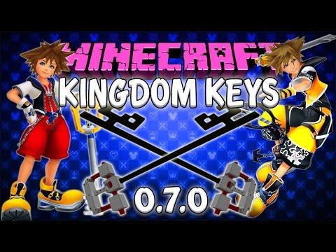 KINGDOM KEYS MOD - (Actualización 0.7.0) [Forge][1.7.10][Español]