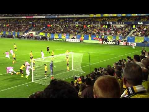 Sochaux - Evian 0 3 résumé buts highlights ambiance 38e journée de Ligue 1