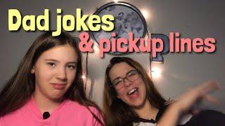 DAD JOKES & PICKUP LINES (funny)