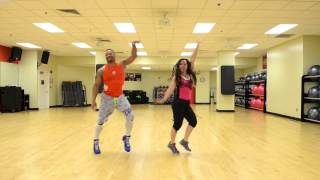Zumba ZIN 57 - Konsey (J. Perry) - with Fitness by Dirty Money (Zin Jermaine Robinson)
