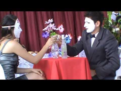 Detrás de las Máscaras San Pedro