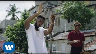 Tinie Tempah - Mamacita ft. Wizkid (Official Video)