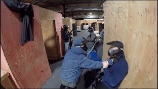 Airsoft Cheating with Fights and Flipouts Part 4