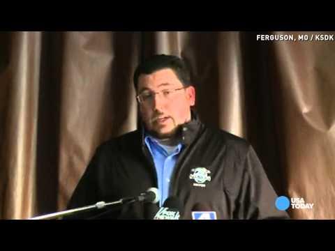 Ferguson mayor: National Guard deployed too late