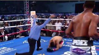 ERROL SPENCE VS OCAMPO FIGHT REPORT BY DBN