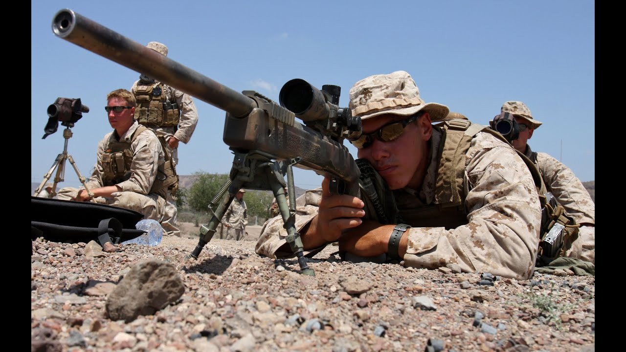 USMC Scout Sniper (documentary) - YouTube
