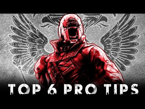 DESTINY Top 6 PRO TIPS For Multiplayer (Strategy Guide Tutorial)