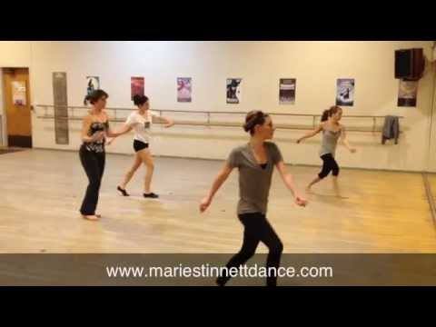 Marie Stinnett Dance - Contemporary - A Thousand Years Music Videos