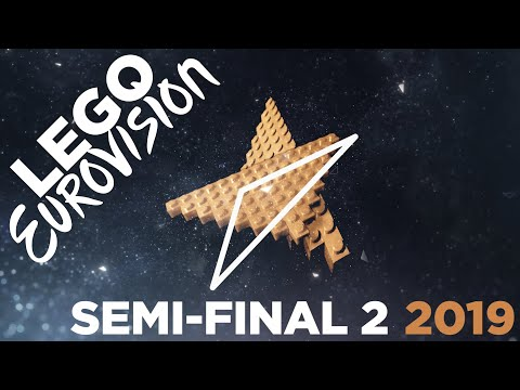 LEGO: Eurovision 2019 - Semi Final 2
