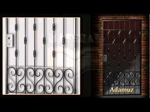 Rejas de dise o puertas de rejas hierro portones - Cercas de hierro ...
