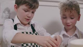 Parent Club – Keep your kids busy & get some help in the kitchen