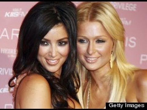 Kim Kardashian On Paris Hilton's Sex Tape video