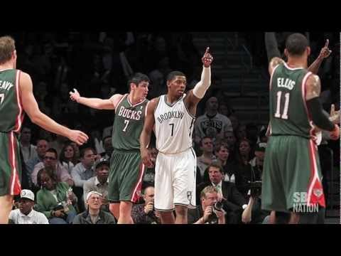 Bucks Vs Nets 2013: Joe Johnson Buzzer Beater Lifts Brooklyn