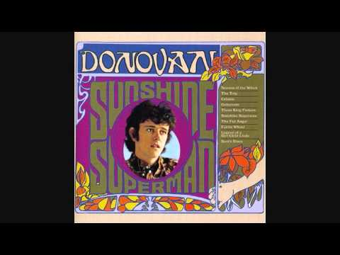 Donovan - Sunshine Superman - Full Album