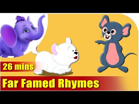 Nursery Rhymes Vol 6 - Collection Of Thirty Rhymes video