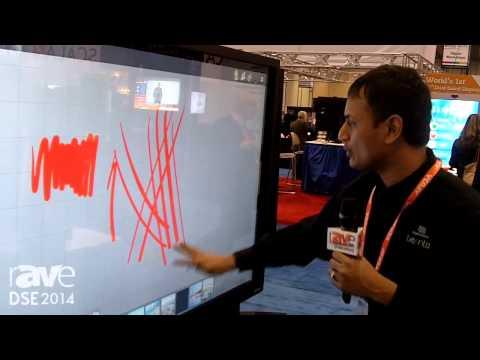 "DSE 2014: Baanto Unleashes ShadowSense 72″ ""LightSpeed"" Touchscreen Solution"