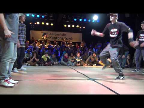 B-boy Stance (aarau) Prodigyy Vs Point Of No Return video