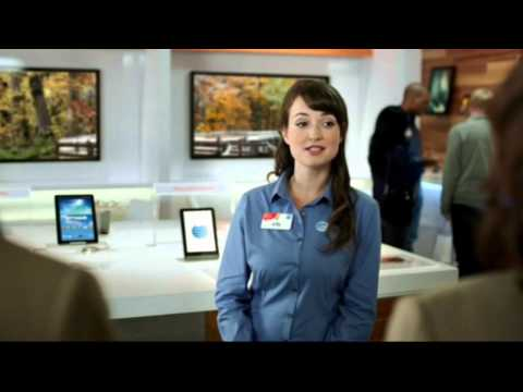 AT&T Mobile Share Business Ad Featuring Milana Vayntrub