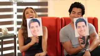 How did Aubrey Miles tell Troy Montero about her first child? | Tunay na Buhay
