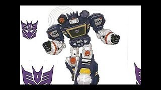Transformers figure unboxing