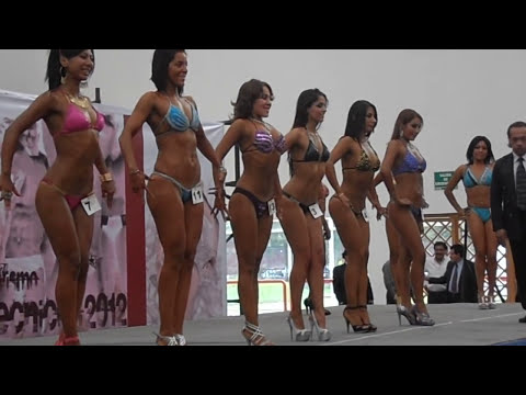 Competencia Fitness IPN 2012 - Las mejores chicas