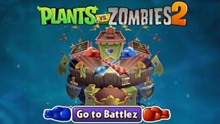 Battlez Arena! | Multiplayer WORLD | Plants vs Zombies 2