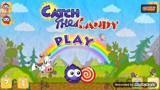 trò chơi Con virus ăn kẹo giải đố catch the candy holiday cu lỳ chơi game vui nhộn lồng tiếng