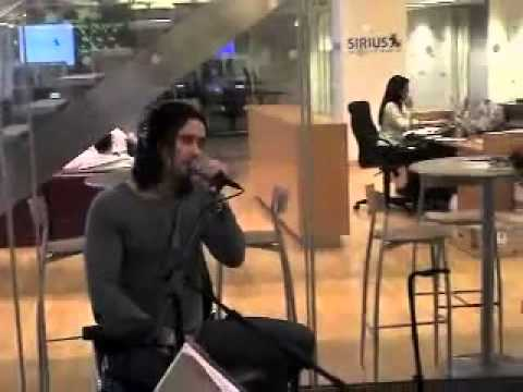 Alter Bridge - In Loving Memory (RARE Sirius Radio Acoustic Performance)