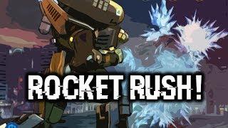 Horizon Brave's Rocket Rush! | Pacific Rim Breach Wars