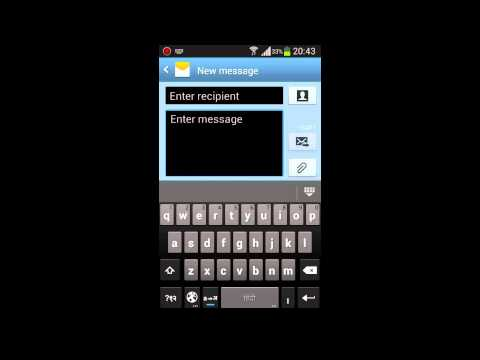 Google Hindi Input (App Review) - Samsung Galaxy S2