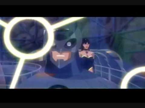 Zira's lullaby DC Style