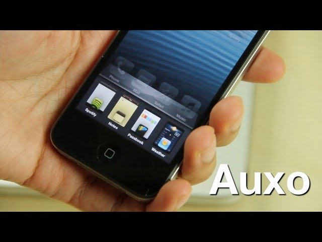 Auxo improves the iOS App Switcher - (preview)
