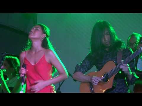 [HD] Monita Tahalea - Breathe - Stage Bus Jazz Tour 2017 @ JCM [FANCAM]