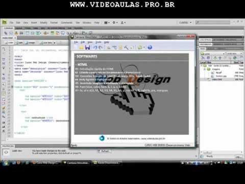 Curso Web Design - 09 HTML - Table (rows, cols, cellpadding.