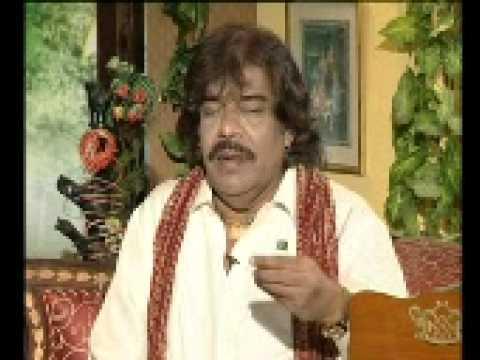 Shaukat Ali Folk singer in atv morning show post by Zagham