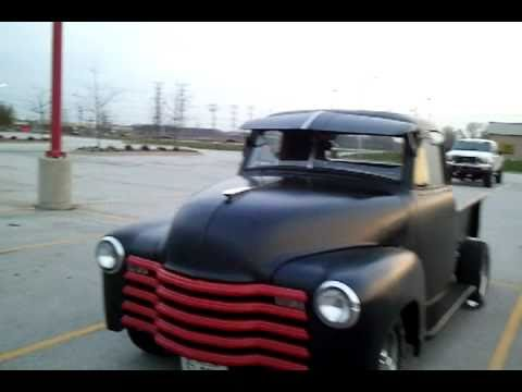 1953 Chevy Truck Rat Rod 1953 Chevy Pickup Rat Rod With