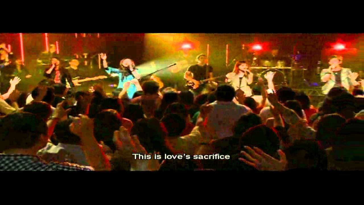New creation church love s sacrifice youtube