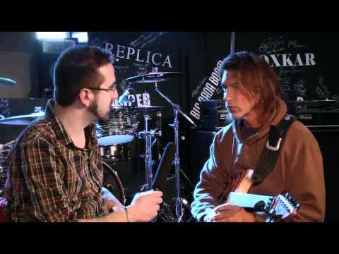 George Lynch Interview pt.1
