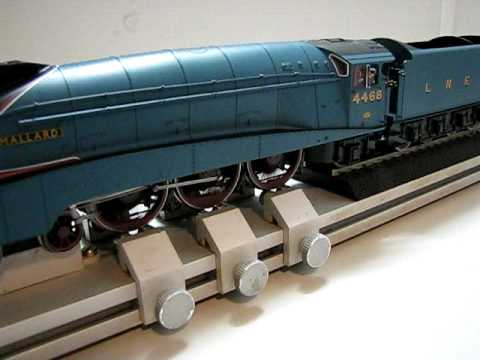 Hornby Mallard DCC sound smoke & lights
