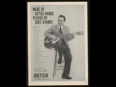 Chet Atkins - Blowin In The Wind