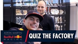 Quiz The Factory | Testing The Team's F1 Knowledge Ahead of Race 1000