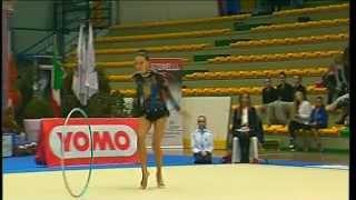 Arezzo 2014 - 4ª Prova Campionato Italiano Serie A2 di Ginnastica Ritmica
