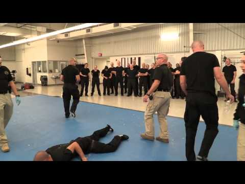 Albuquerque Police Department APD Academy Class 110 Week 8 Taser