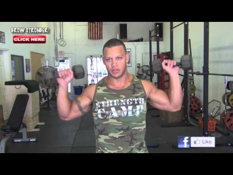 Advanced Dumbbell Circuit Training Image 1